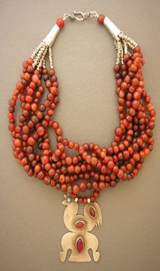 Dorje Designs, Anna Holland ethnic and tribal antique and modern bead art