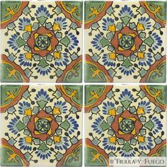 Mexican Tile - Valle Mexican Tile