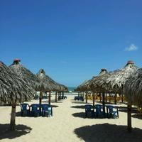 Praia em Fortaleza, CE