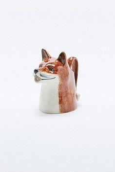 Kännchen in Fuchsform