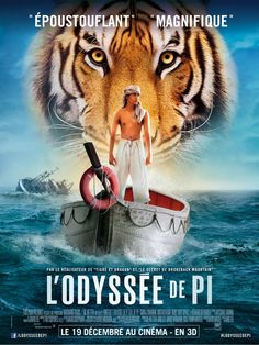 L'odyssée de Pi - Film de Ang Lee
