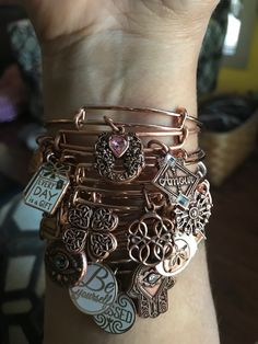 Adding to my rose gold collection!!!