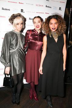 Margot, Mia Moretti and Cleo Wade - HarpersBAZAAR.com