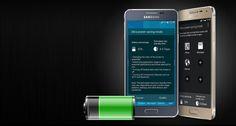 Samsung Galaxy ALPHA (Sleek Silver) - Wi-Fi, 12 MP, 4.7 HD Super AMOLED - Samsung UK