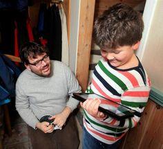 2015: Daniel har en 6-åring med barneautisme. Han kjemper mot kutt i Akutthjelpen, et lavterskeltilbud til barnefamilier i Bærum kommune.
