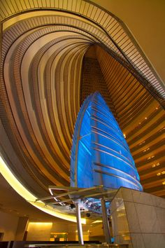 The stunning atrium at the Marriott Marquis Atlanta, one of the hosts to this year's IRS Nationwide Tax Forum.