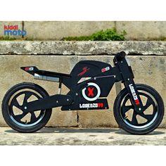 moto de madera para niños Jorge Lorenzo | Juguetes de madera y juguetes educativos. Juguetería online El país de los Juguetes