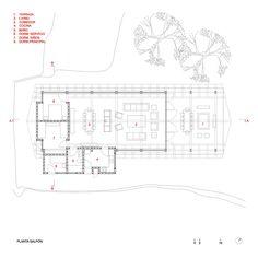 Gallery of Barn House at Lake Ranco / Estudio Valdés Arquitectos - 13