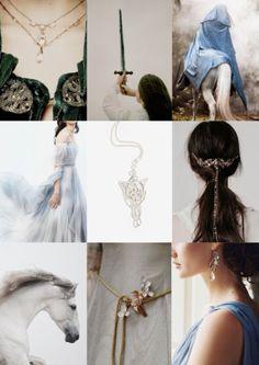 Arwen aesthetic