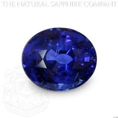 Natural Untreated Blue Sapphire, 8.35ct. (B5898)