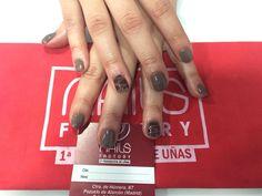 #Nails Factory #Pozuelo. Marcamos tendencia