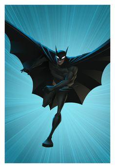 Beware the BatmanbyDario Brizuela, colorsFranco Riesco