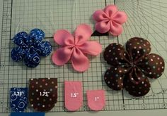 30 Fabulous and Easy to Make DIY Hair Bows. I need to buy a wood burner from a craft store!