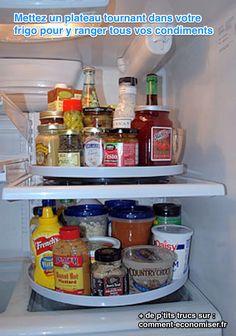 ranger condiment frigo