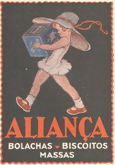 Fábrica Aliança 1930