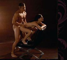 posiciones sexuales Chair Lift