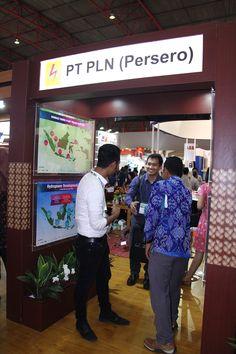 Pameran Electric, Power & Renewable Energy 2015 - PT PLN (Persero) - Desain & Produksi Booth Stand Pameran | mandiricitra.comDesain & Produksi Booth Stand Pameran | mandiricitra.com