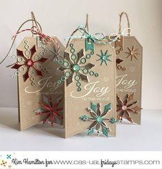 CAS-ual Fridays: CFC163 -- Christmas & Hanukkah