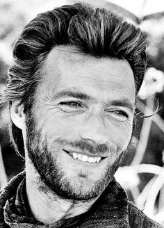 Clint Eastwood might be the sexiest man that ever lived. Just sayin. - Icon People - Ideas of Icon People - Clint Eastwood might be the sexiest man that ever lived. Just sayin.
