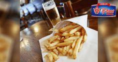 F Beer Cafe'de 4 Adet 33cl Bira ve Patates Kızartması ile 2 Kişilik Menü 24,90 TL!