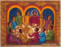 The Last Supper - John August Swanson