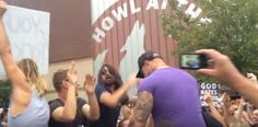 "Foo Fighters ""Rick Roll"" Westboro Baptist Church"