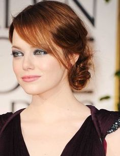 Emma Stone. She's probably my favorite actress :)