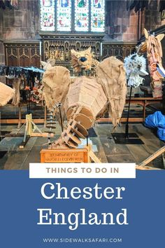 Learn all about the best things to do in Chester, England on a trip to the United Kingdom.