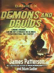 Daniel X 04. Demons and Druids
