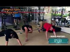 2 Exercícios para detonar a gordura - Treino detonador de barriga - YouTube