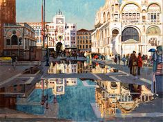 Bruce Yardley 2014 | San Marco Reflections