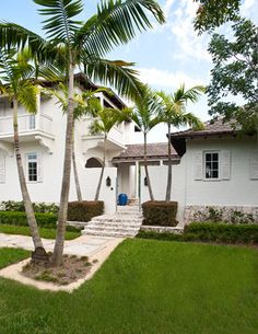 This Old New House - tropical - spaces - miami - Mackle Construction