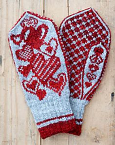 Jolnir is one of many names of Odin, the major god in Old Norse mythology. Jolnir is the Yule god. These mittens remind me a lot of Yule time, and have therefore borrowed their name from Jolnir. Crochet Mittens, Mittens Pattern, Fingerless Mittens, Knitted Slippers, Knitted Gloves, Crochet Pattern, Wrist Warmers, Hand Warmers, Hand Knitting