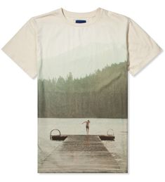Etudes Off White Jennilee Marigomen T-Shirt Hypebeast Store ($98.00) - Svpply