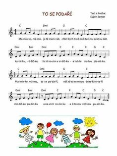 To se podaří Word Search Puzzles, Music Do, Dinosaur Party, Kids Songs, Music Lessons, Worksheets For Kids, School Classroom, Holidays And Events, Diy For Kids
