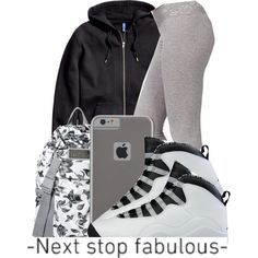 . by ray-royals on Polyvore featuring polyvore, fashion, style, H&M, Forever 21, NIKE, adidas and Case-Mate