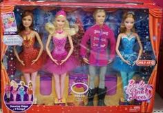 Barbie In The Pink Shoes Target Gift Set