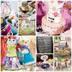 Lots of craft websites!