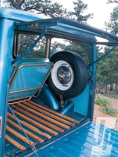 View 154 9811 05 9811 Utility Belt 1962 Willys Utility Wagon+rear Cargo Area - Photo 35594817 from Utility Belt - 1962 Willys Utility Wagon Ford Rural, Rural Willys, Old Jeep, Jeep Cj, Cool Jeeps, Cool Trucks, Willys Wagon, Jeep Willys, Jeep Scout