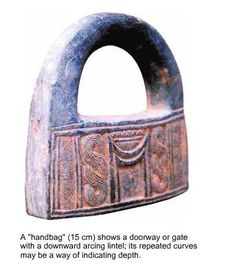 Ancient Stone Bag For What ؟؟