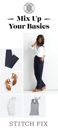 Breathe new life into your basics with these easy outfit tips (that won't weigh you down!).