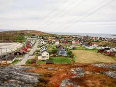 #bugoynes #pykeija #finnmark #norway #visitnorway #village #smallvillage #fishingvillage #barentssea #arcticocean #varangerfjørd #seaside