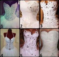 Wedding boda novia bride vestido dress