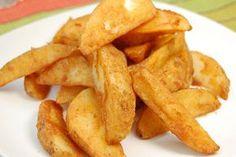 Frites épicées sans huile Weight Watchers, recette des frites aux épices cuites au four légères et sans matière grasse, très facile à faire.