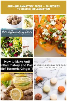 Anti-Inflammatory Foods + 20 Recipes to Reduce Inflammation | The Nutrition Adventure anti inflammatory diet Anti-Inflammatory Foods + 20 Recipes to Reduce Inflammation