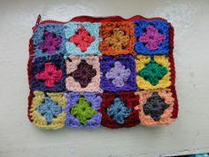 Granny square case - idea
