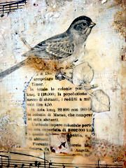 """Brave Girls Club - a little bird told me. Great idea to incorporate into journaling. Love these """"little bird told me's"""""""