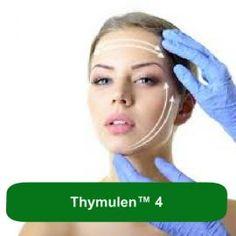 Антивозрастное и омолаживающее действие Thymulen®4 на кожу и волосы. Применение пептида Thymulen® 4 в косметике.