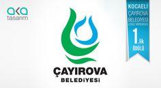 Kocaeli Çayırova Belediyesi Logo Yarışması 1. lik Ödülü  City Logo Competition 1st Prize Çayırova