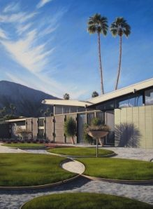 Heres a possible honeymoon spot! the Famous MCM in Palm Springs
